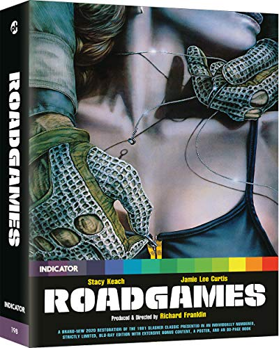 Roadgames (Limited Edition) [Blu-ray] [2020]