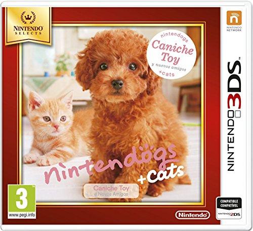 Nintendogs + Gatos: Caniche