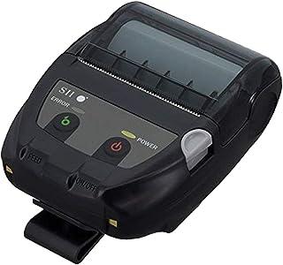 セイコーインスツル モバイル型感熱式プリンター MP-B20 USB Bluetooth接続 MFi認定 ブラック
