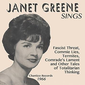 Janet Greene Sings