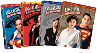 Lois & Clark: The New Adventures of Superman - The Complete Series, Season 1 - 4