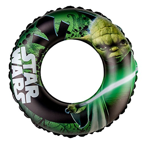 Happy People 16343 Schwimmring Star Wars Ja Yoda