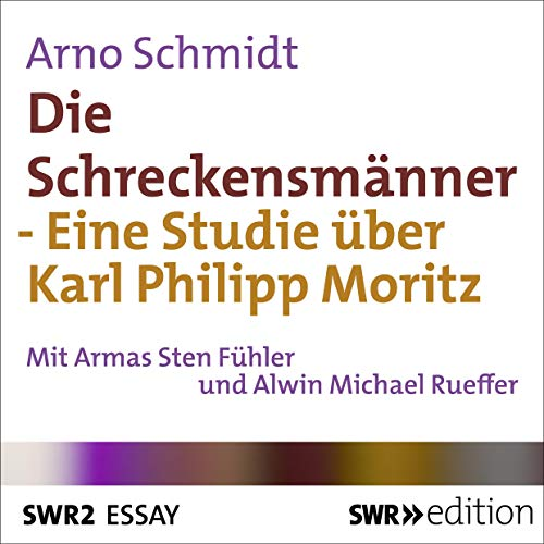 Die Schreckensmänner audiobook cover art