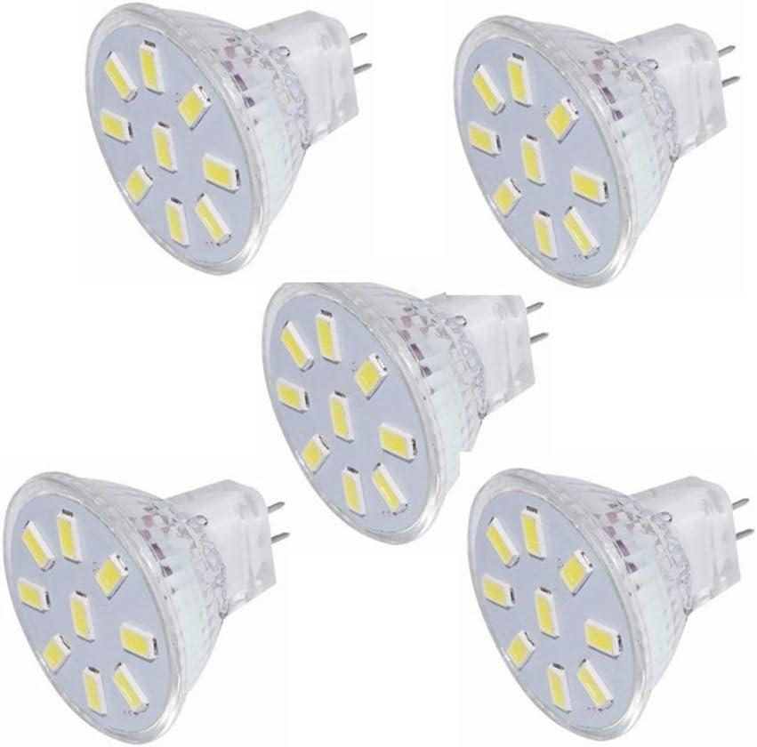 Light Bulbs 5Pack 3W LED MR11 R Halogen depot 20w 12v 24v Sale price
