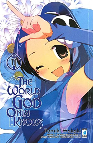 The world god only knows (Vol. 11)