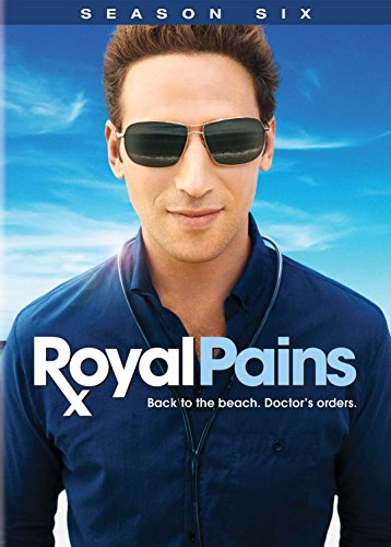 Royal Pains - Season 6 [RC 1]