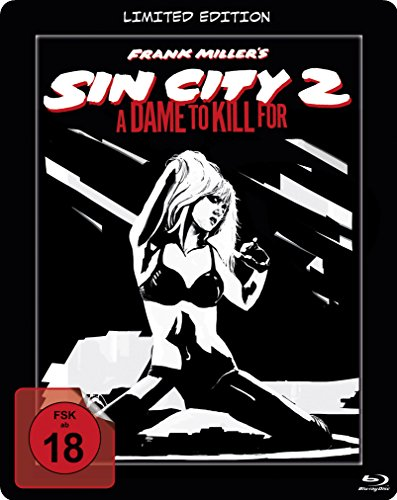 Sin City 2 - A Dame To Kill For - Steelbook [Blu-ray] [Limited Edition]