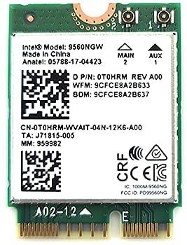 Intel Wireless-AC 9560 M.2 2230 2X2 Ac+Bt Gigabit No Vpro  9560.NGWG.NV