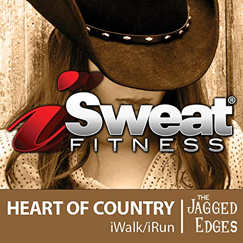 iSweat Fitness Music, Vol. 30: Heart of Country (145 BPM For Running, Walking, Elliptical, Treadmill, Aerobics, Workout)