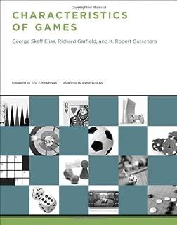 Characteristics of Games (The MIT Press)