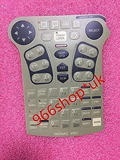FidgetKute 1X for Yaskawa motoman XRC JZNC-XPP02B Membrane Keypad Show One Size