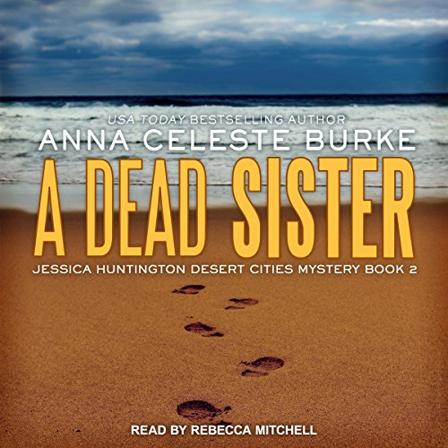 A Dead Sister audiobook cover art