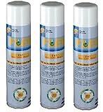 FLEE TM - 3 Dosen a 400 ml - Umgebungsspray gegen Flöhe, Hausstaubmilben und Allergene - von Tierarzt...