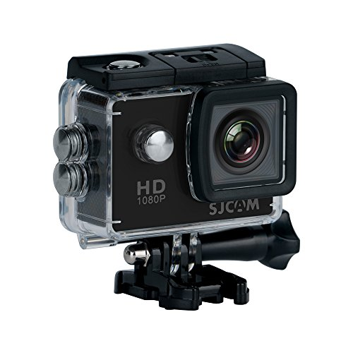 SJCAM SJ4000 98 ft Waterproof 12 MP 2.0-Inch Full HD 1080p Sports Action Camera - Black