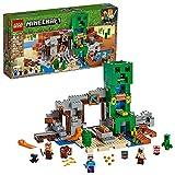 LEGO Minecraft The Creeper Mine 21155 Building Kit (834 Pieces)