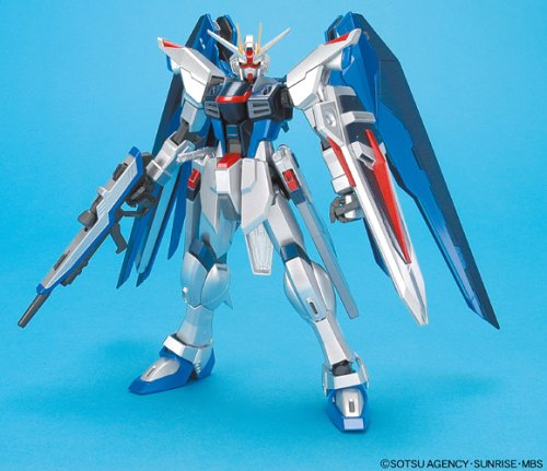 Gundam MG Freedom Gundam Extra Finish Version Scale 1/100 Model Kit