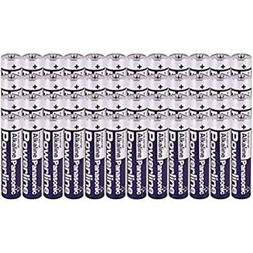 Batterien Panasonic Powerline–AAA Micro 48Stück [LR03AD/4P]