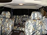 Durafit Seat Covers,Made to fit-2003-2006 Chevy Silverado LT Double Cab Front and Back Seat Set of Seat Covers in XD3 Camo Endura. Front 40/20/40 Split Seat and Rear 60/40 Split Bench Seat