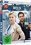Akte Ex Staffel 2, Folgen 17-24 (2DVDs) - Oliver Franck Isabell Gerschke