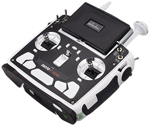 XciteRC 50800000 - Walkera Devo F12E FPV Radio