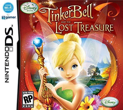 Disney Fairies: Tinkerbell and the Lost Treasure (Renewed)