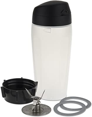 Oster Blender Blend-N-Go Smoothie Kit - 006026-000-000 (Renewed)