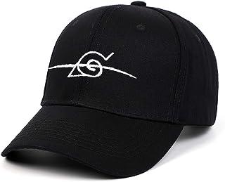 JIAHUA Naruto Embroidered Dad Hat Men Women Cotton Adjustable Baseball Cap