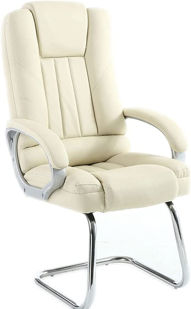 Office Leather Visitors Chair Heavy Padded with Duty Guest Ranking TOP3 San Antonio Mall
