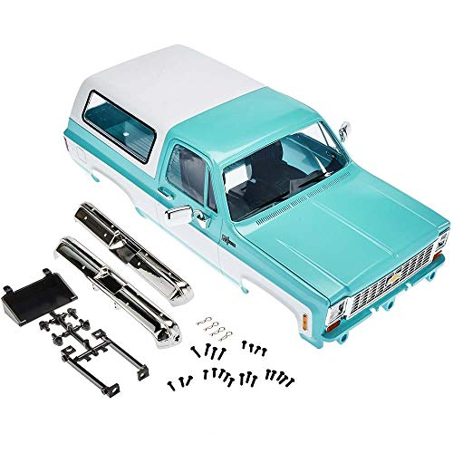 RC4WD PAINTED Chevrolet Blazer Hard Body Complete Set TEAL Z-B0150 Chevy K5