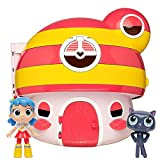 True and The Rainbow Kingdom - True's House Playset with Accessories and True 4' Articulated Figure and Bartleby 2' Figure