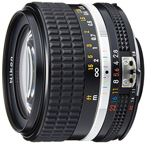 Nikon 単焦点レンズ AI 28 f 2.8S フルサイズ対応