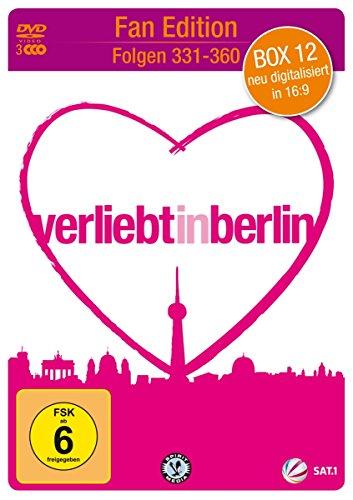 Verliebt in Berlin - Folgen 331-360 (Fan Edition, 3 Discs) [Alemania] [DVD]
