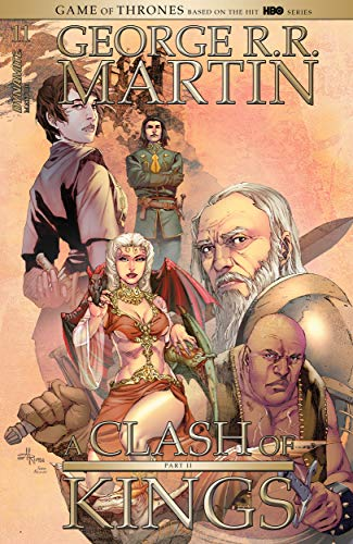 George R.R. Martin's A Clash of Kings: The Comic Book Vol. 2 #11 (English Edition)