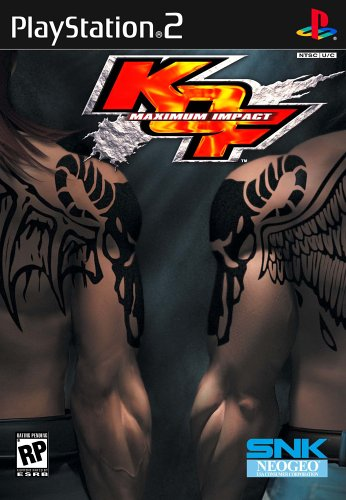 King Of Fighters Maximum Impact (PS2) [PlayStation2]