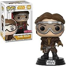 Pop Funko Star Wars Solo Han Solo #248 (with Goggles)