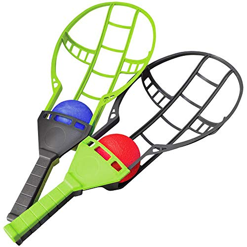 Trackball Sport Trac Ball Lacrosse Racket Game