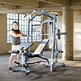 Marcy Smith machine MP3100, Rack de...