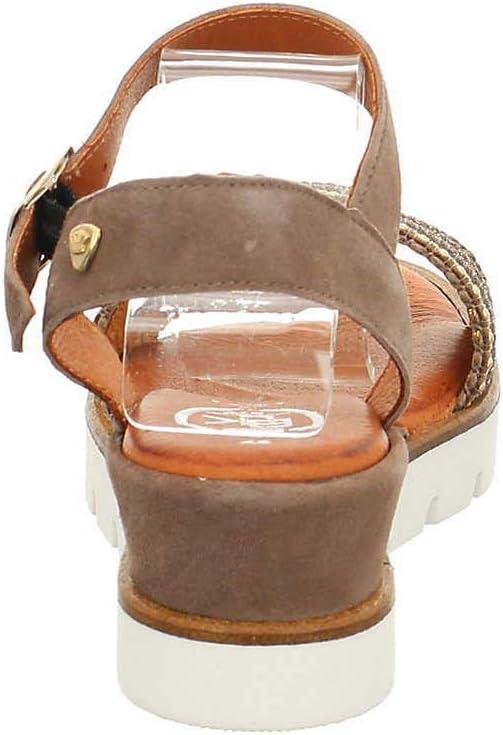 Imago sandalen gladde bodem tot 50 beige