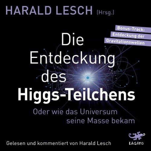 Die Entdeckung des Higgs-Teilchens audiobook cover art