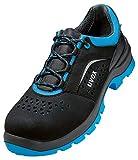 uvex 2 Zapatos de Seguridad con Puntera S1 SRC ESD - Calzado Bajo de Proteccion
