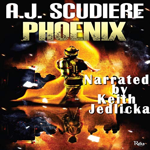 Phoenix Audiobook By A.J. Scudiere cover art