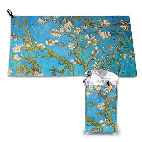 DJNGN Diferentes Little Birds Light Wings, paquete de 2 toallas de microfibra para piscina, accesorios de playa de secado rápido para niños pequeños, secado rápido, lo mejor para gimnasio, viajes, moc