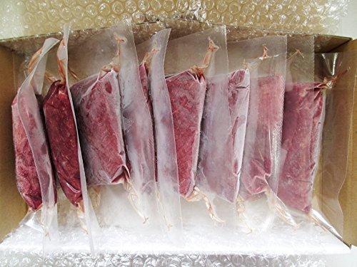 【業務用】馬刺しモモ肉 1kg (赤身刺し)【天馬】 [その他]