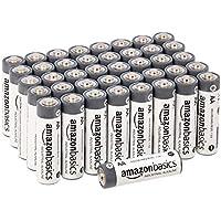 150-Pack AmazonBasics AA Industrial Alkaline Batteries