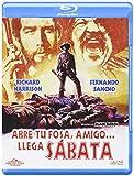 Abre tu Fosa Amigo... llega Sabata [Blu-ray]