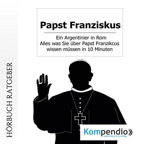 Couverture de Papst Franciscus