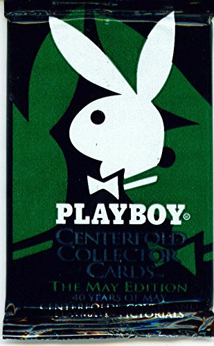 Playboy Sports Time Centerfold Collector Cards The May Edition Pack