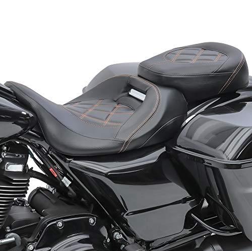 Sitzbank für Harley Street Glide Special 15-21 Sitz Fahrer Beifahrer RH3