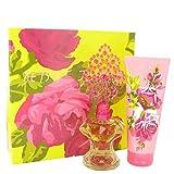 Betsey Johnson by Betsey Johnson Gift Set - 3.4 oz Eau De Parfum Spray 6.7 oz Body Lotion Women