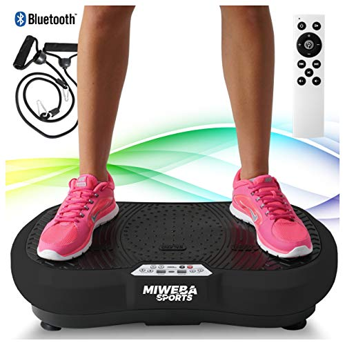 Miweba Sports Fitness 2D-Vibrationsplatte